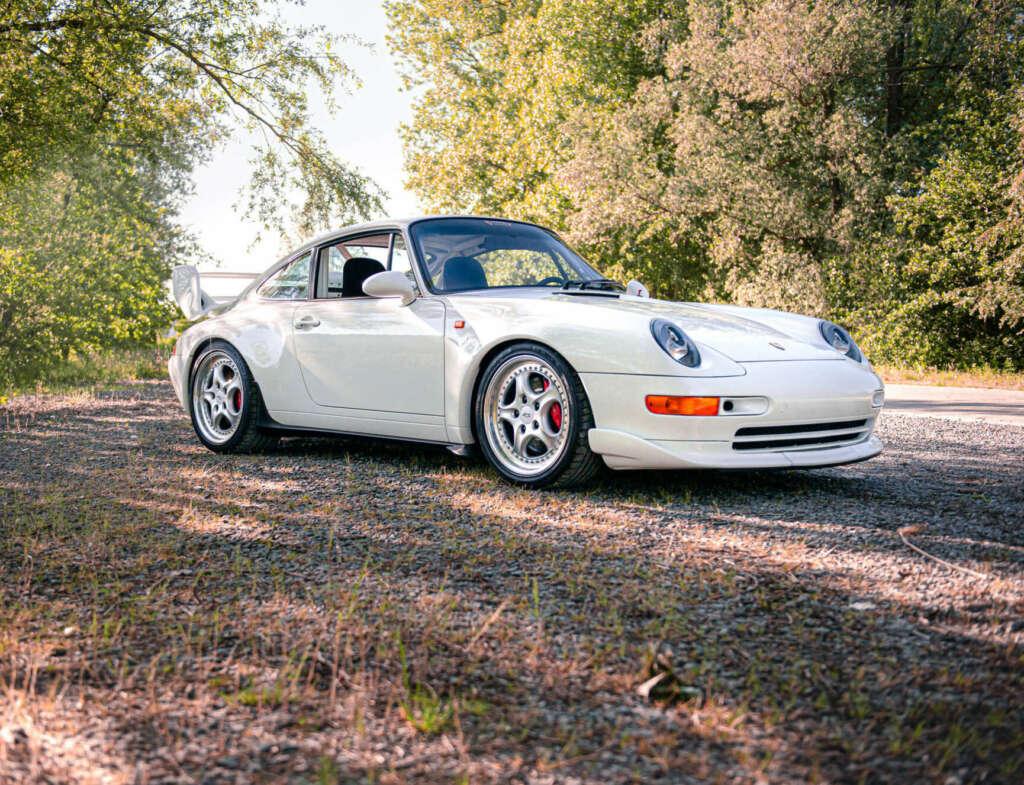 Porsche 993 Carrera RS for sale