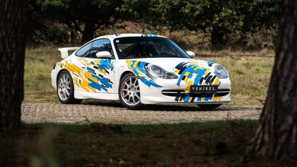 Porsche 996 GT3 for sale