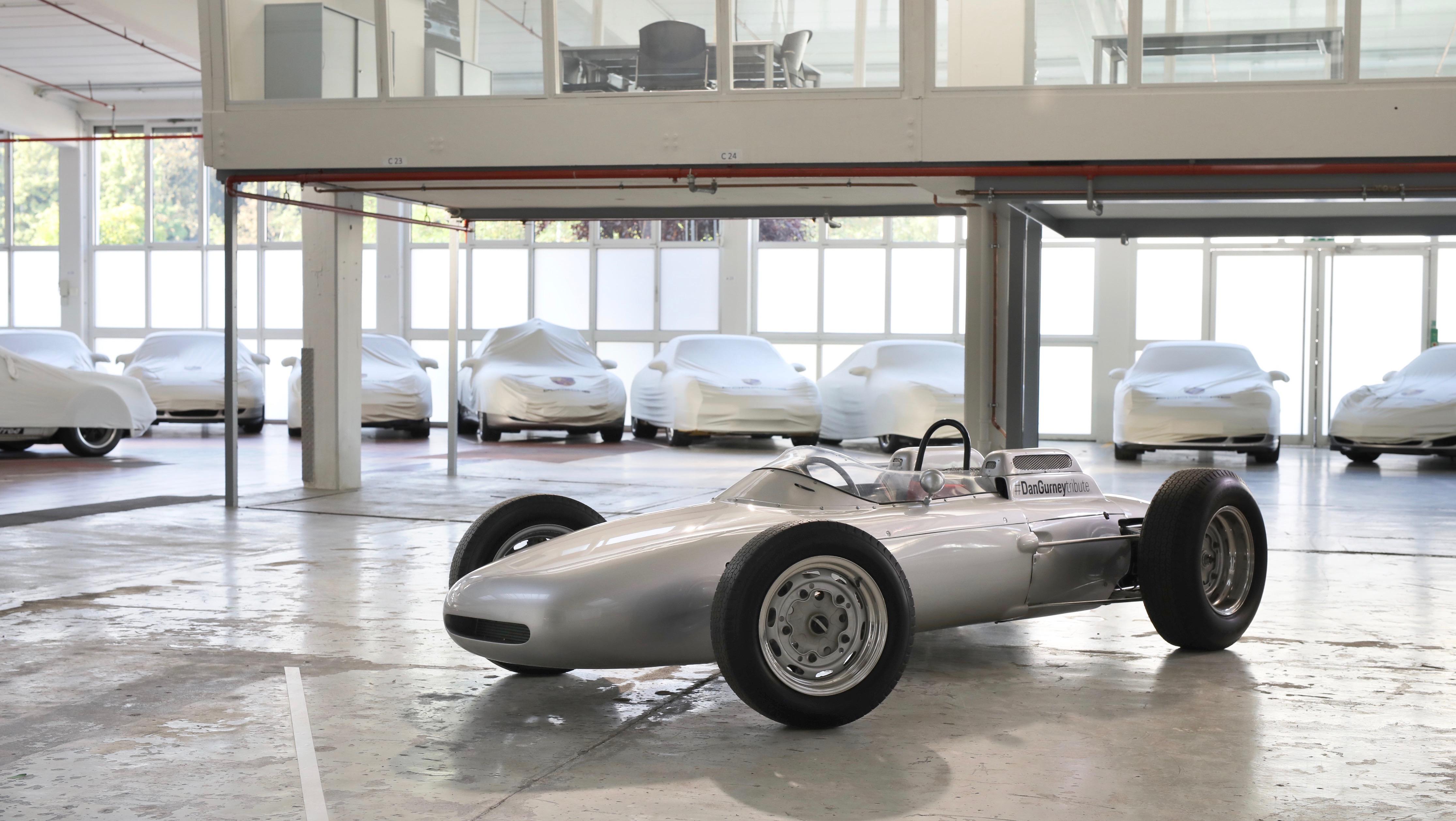 Porsche Motorenpapst Hans Mezger