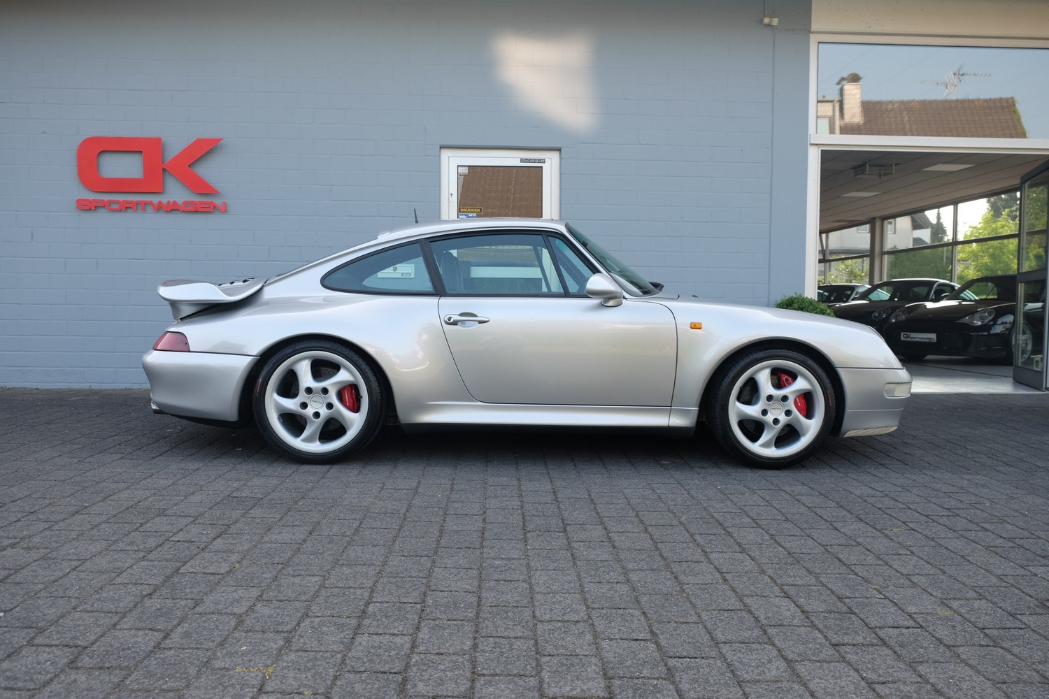 Porsche 993 Turbo WLS 2