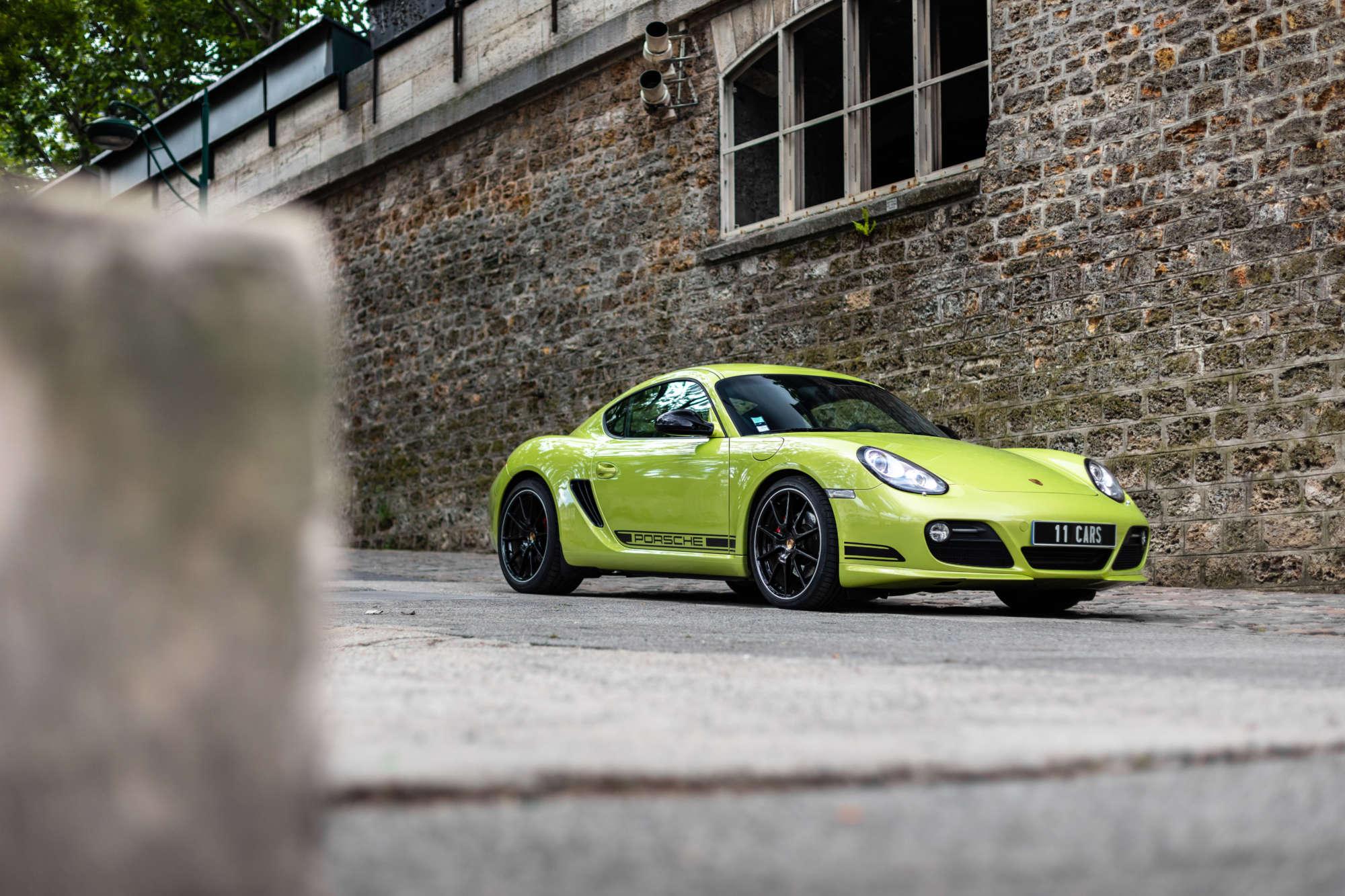 Buyer's guide – Porsche Cayman 987