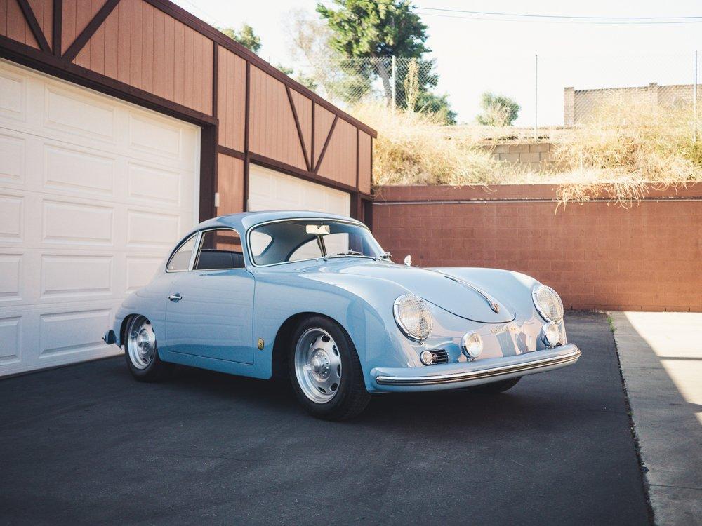 Porsche 356 Modified