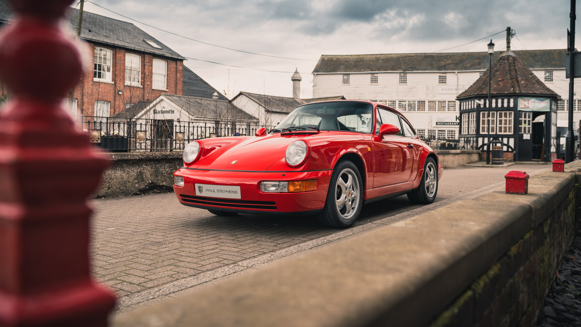 Buyer's Guide – The Porsche 964 Carrera