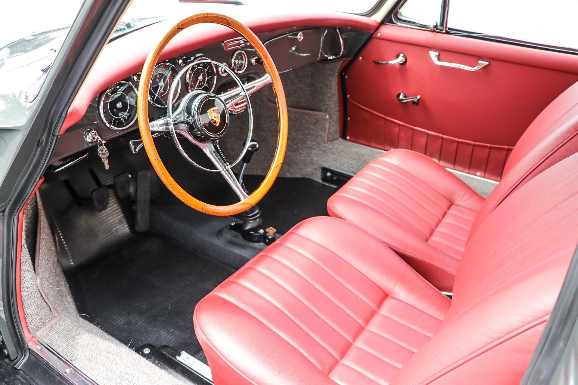 Porsche 356 B 2000 GS Carrera 1963 - elferspot com