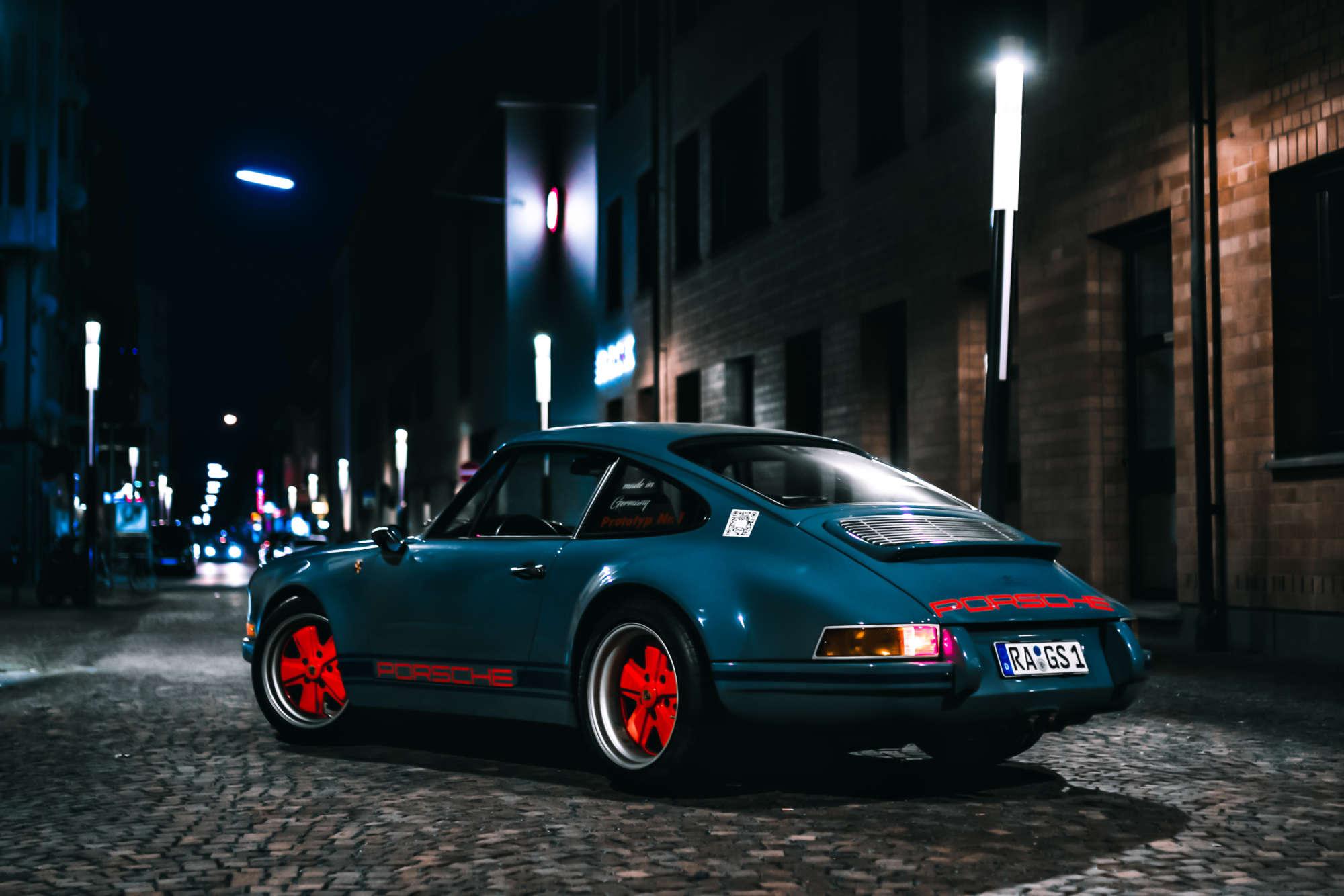 """A very special 911 Backdate – Porsche 964 GS """"The Apparatus"""""""