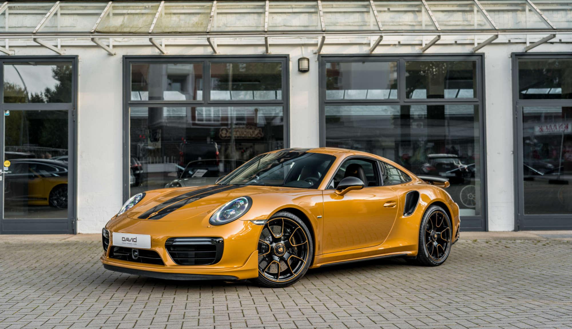 Porsche 991 Turbo S Exclusive Series 2018 Elferspot Com