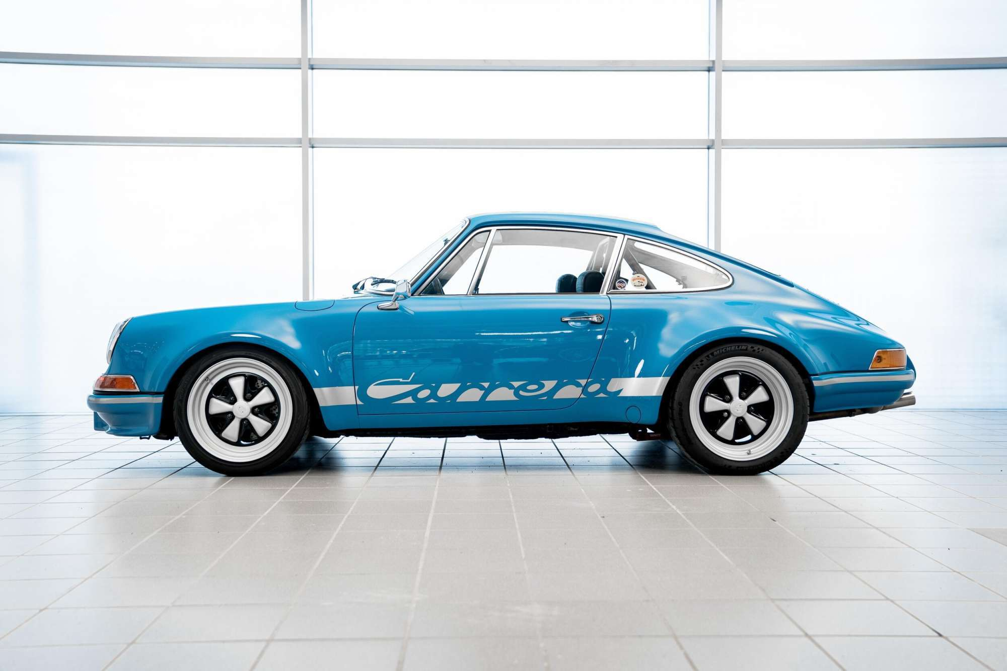 Fifty (or more) shades of blue… Porsche Farben 101
