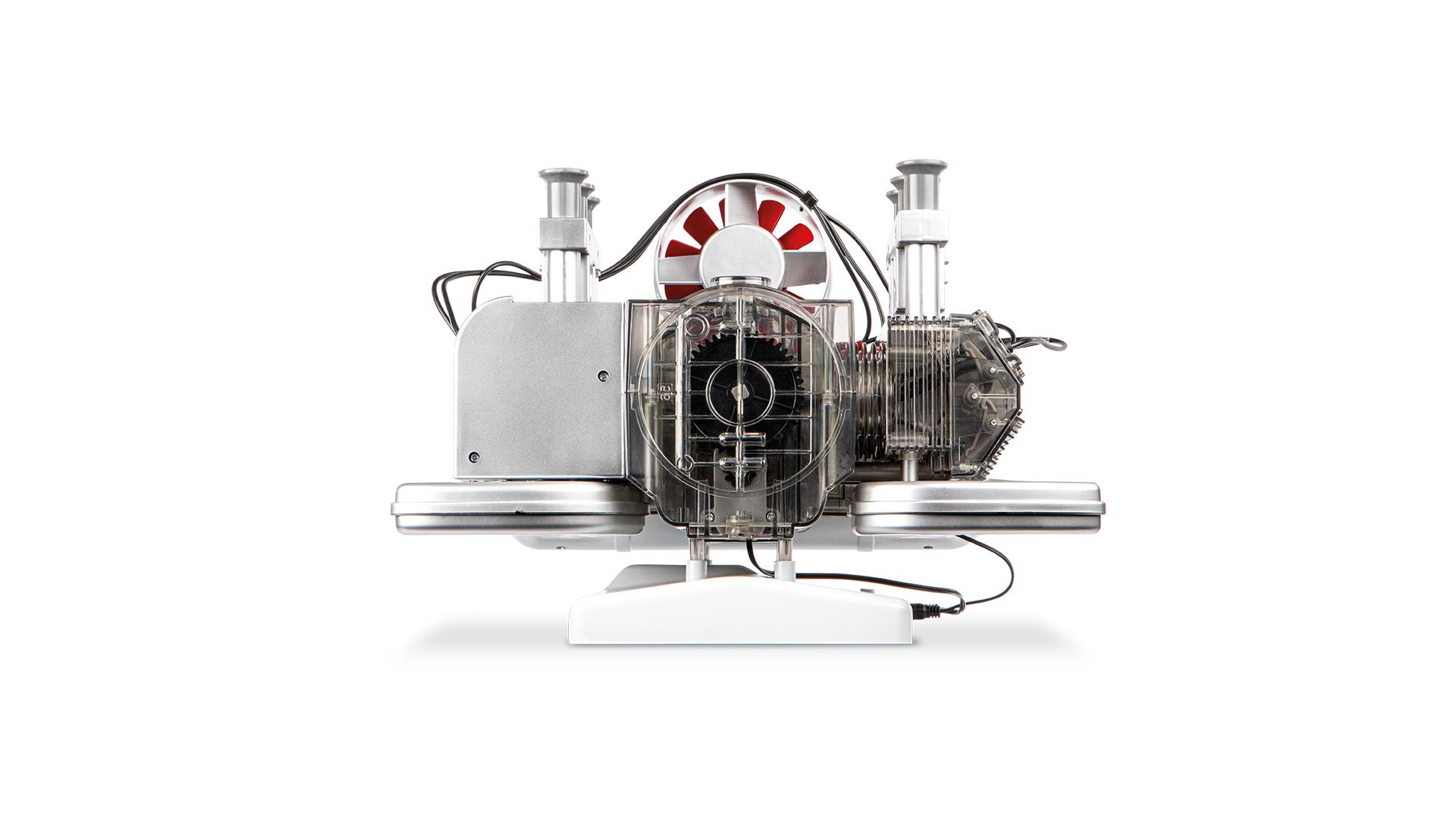Elferspot competition Porsche 6-cylinder boxer engine kit