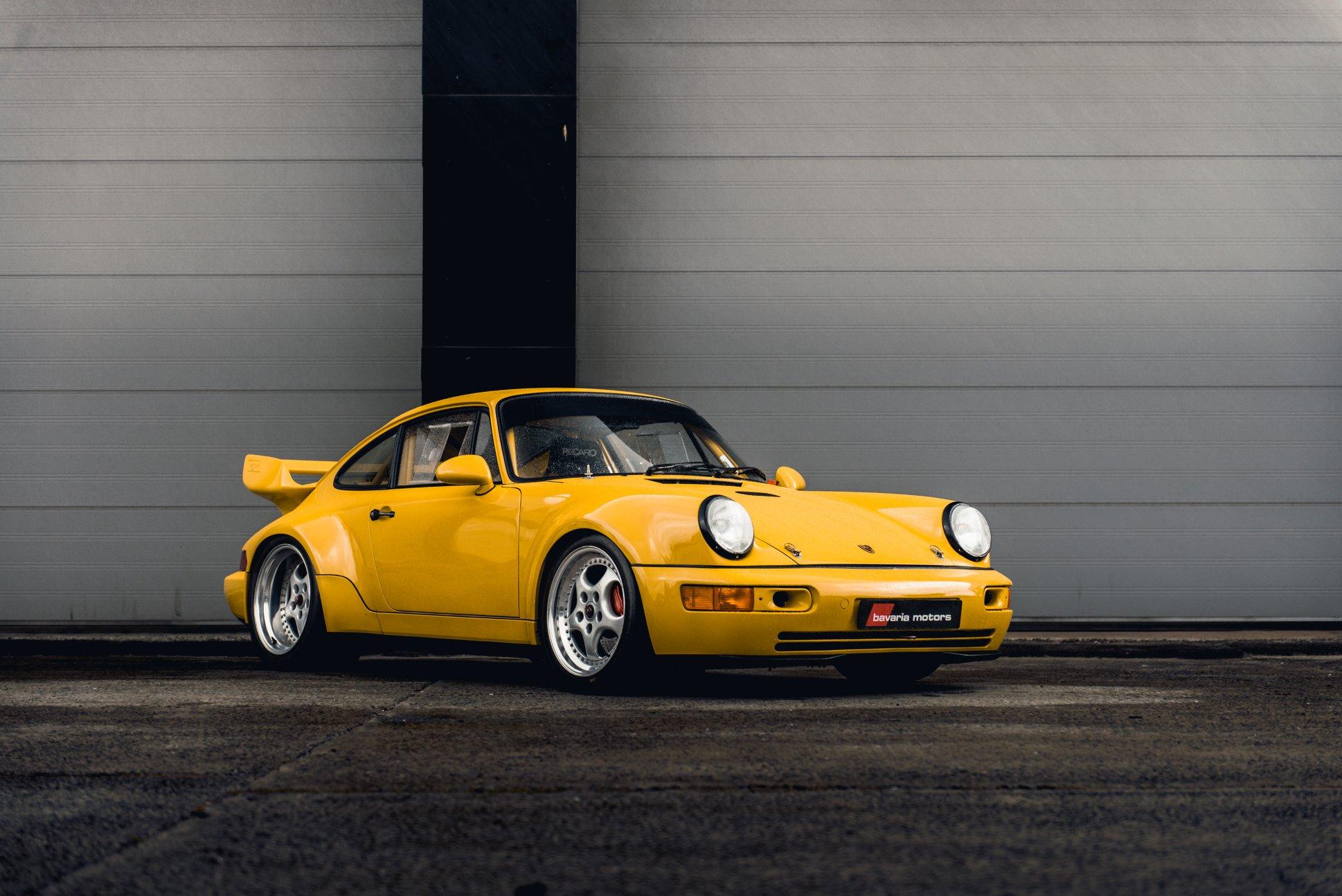 Porsche 964 Carrera RSR 3,8