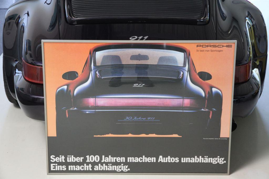 """Porsche 964 Jubiläumsmodell """"30 Jahre 911"""""""