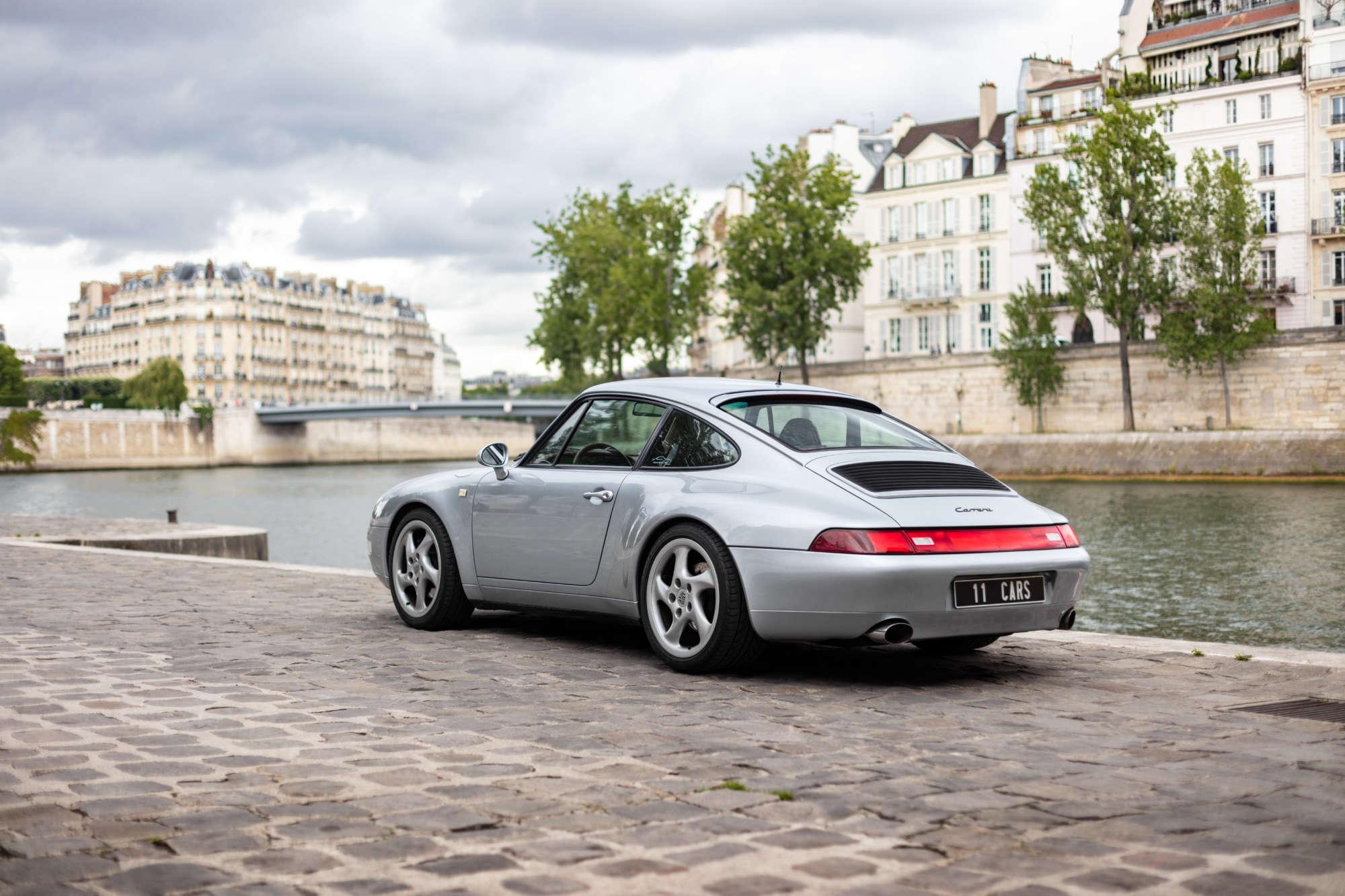 Buyer's guide Porsche 993 Carrera