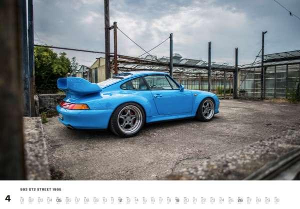 Porsche Kalender 2020