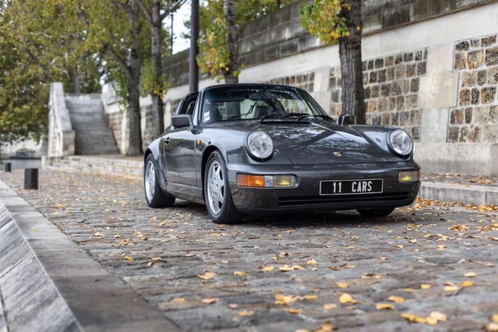 Porsche 964 Targa from Eleven Cars Elferspot
