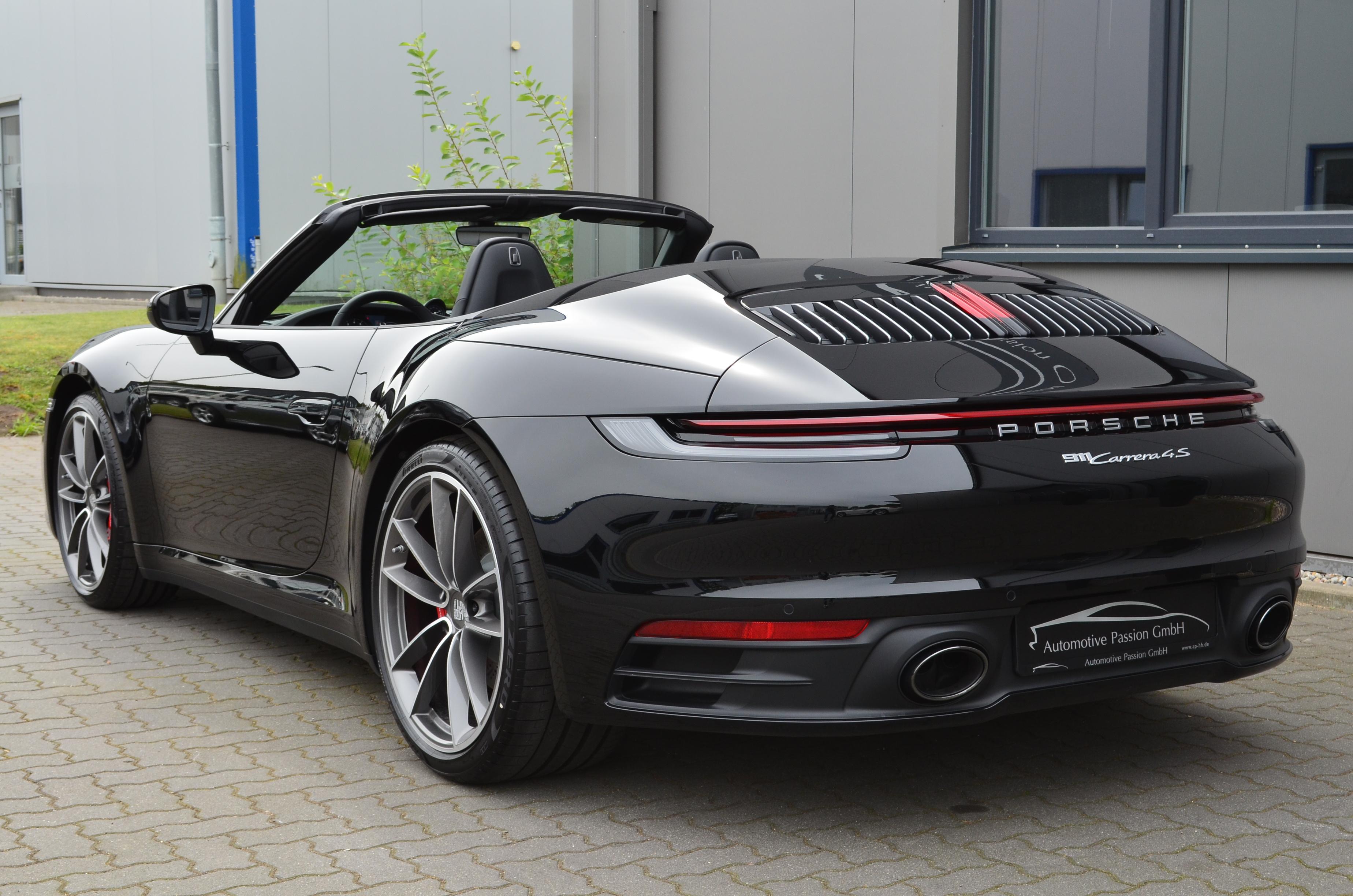 Porsche 992 Carrera 4s 2019 Elferspot Com Marketplace For Porsche Sports Cars