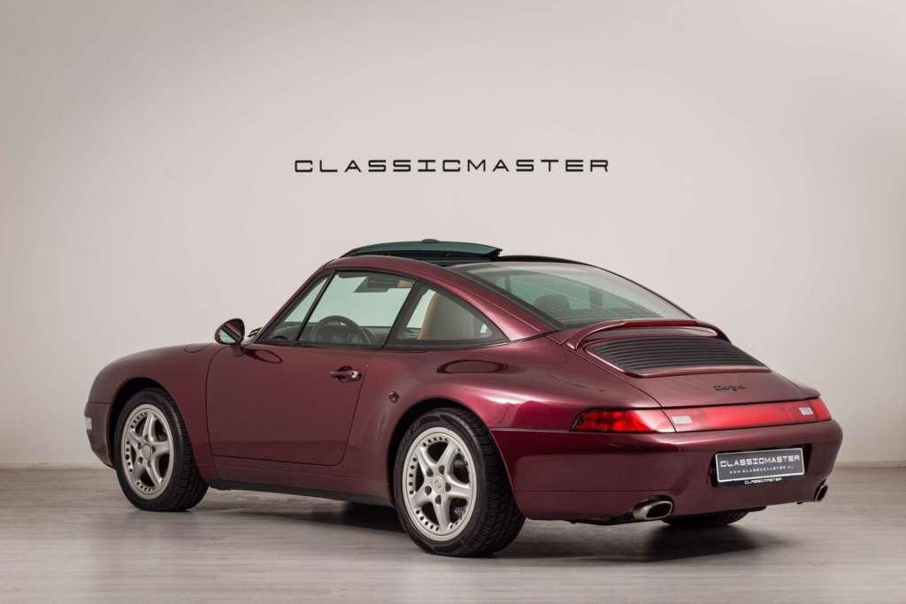 Porsche 911 Targa der 4. Generation