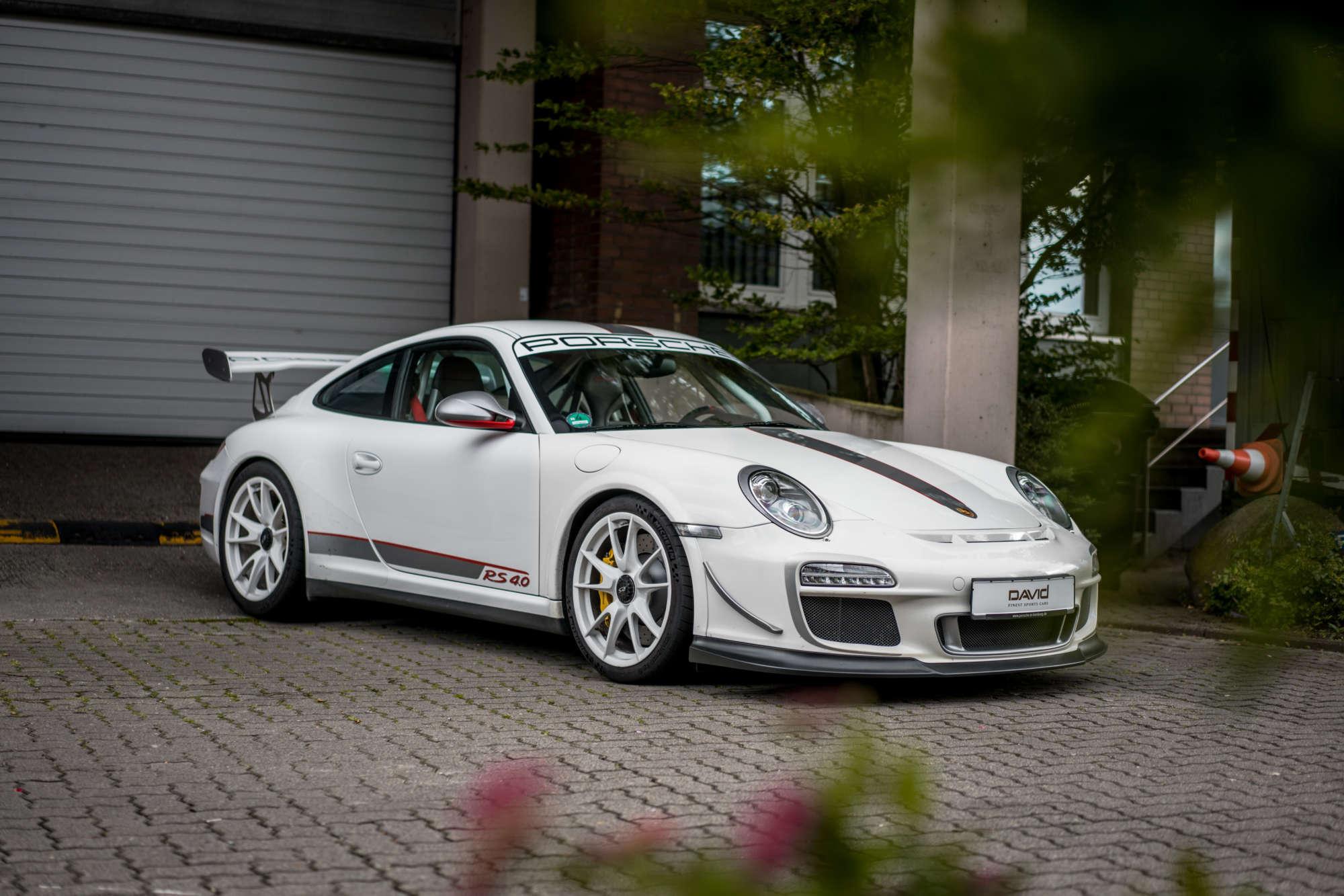 Porsche 997 for sale