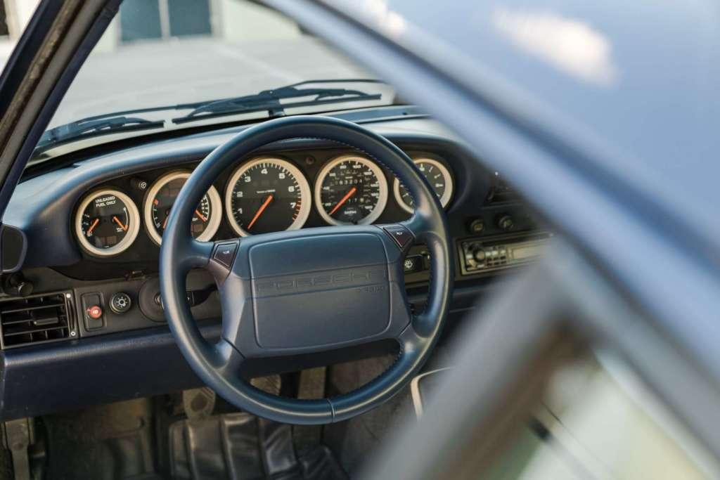 Porsche 964 Steering wheel airbag