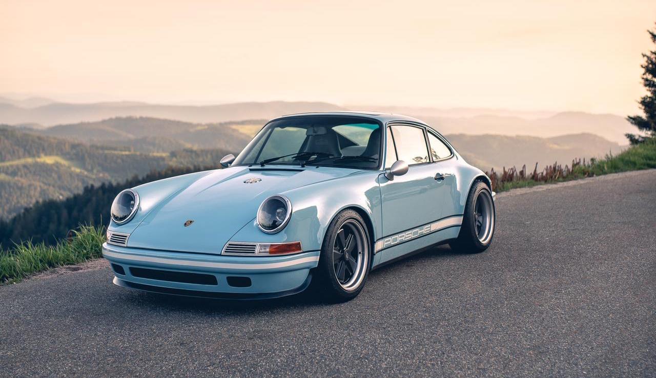"""Ein ganz spezieller 911 964 Backdate – Porsche 964 GS """"Der Apparat"""""""