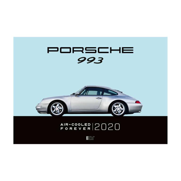 Porsche Kalender 2020 - Porsche 993