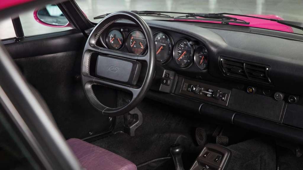 Steering wheel Porsche 964