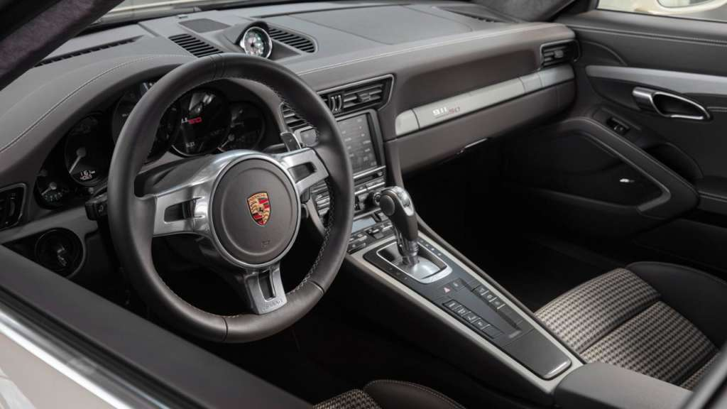 Steering wheel Porsche 991