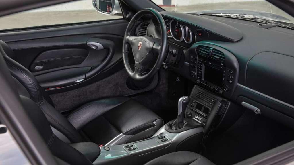 Steering wheel Porsche 996