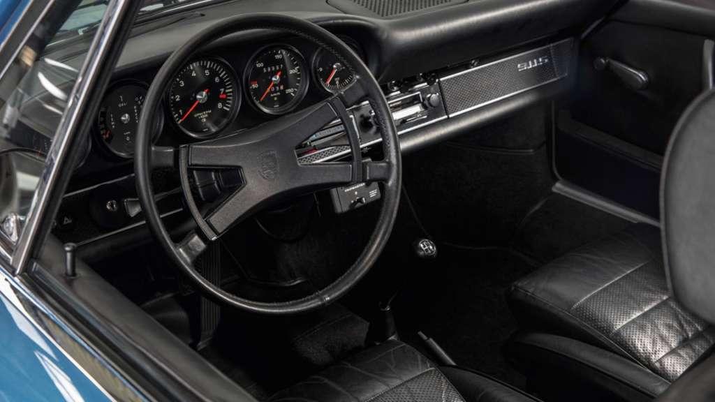 Steering wheel Porsche 911 F Modell