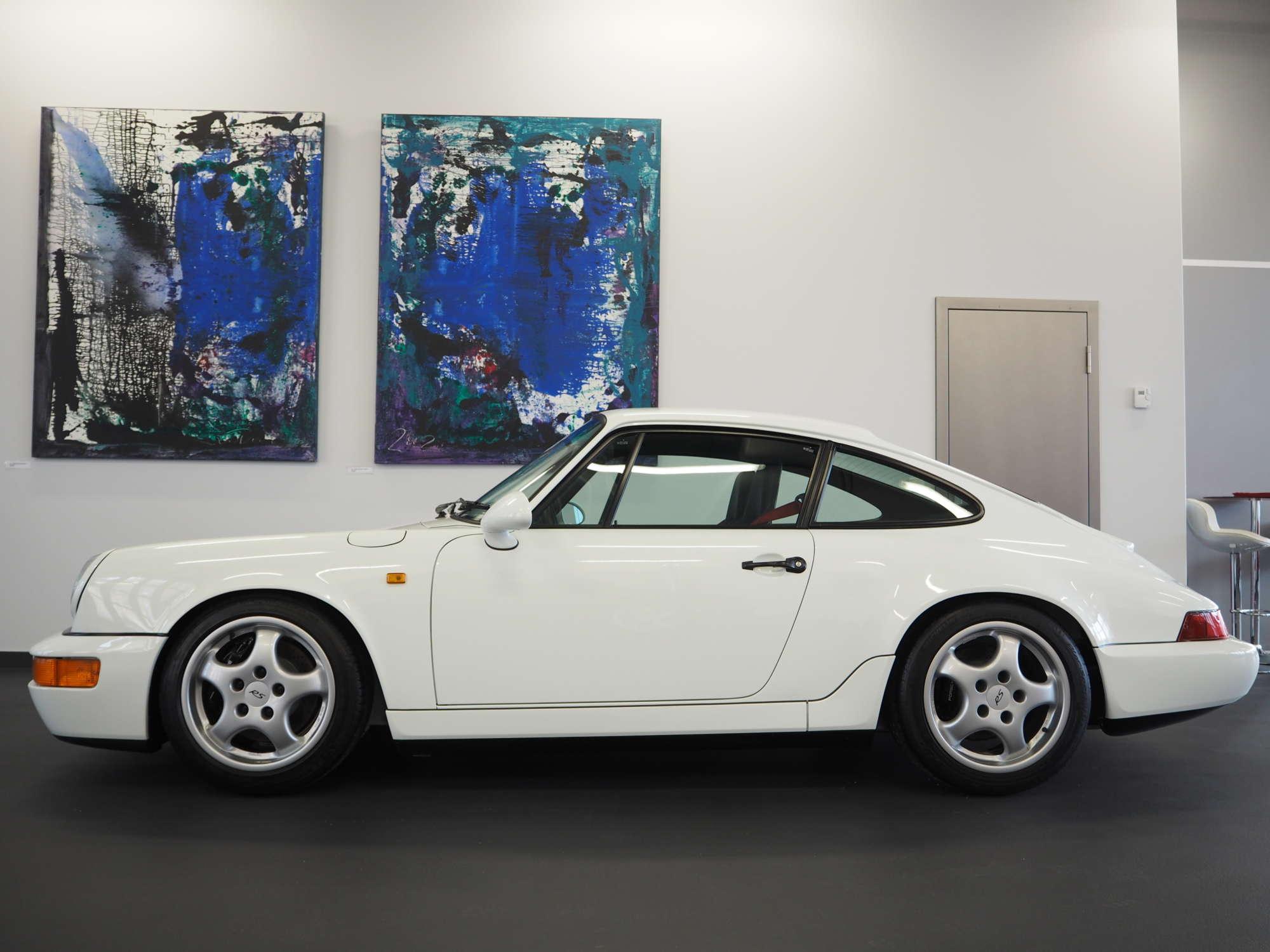 Porsche 964 Carrera RS