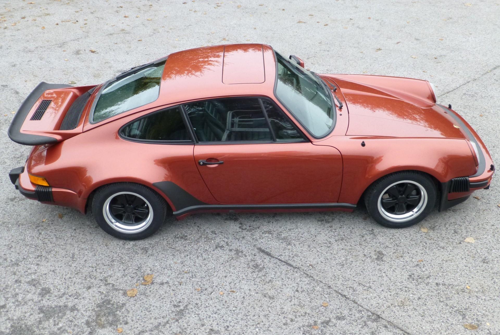 Porsche 911 Turbo 3.0