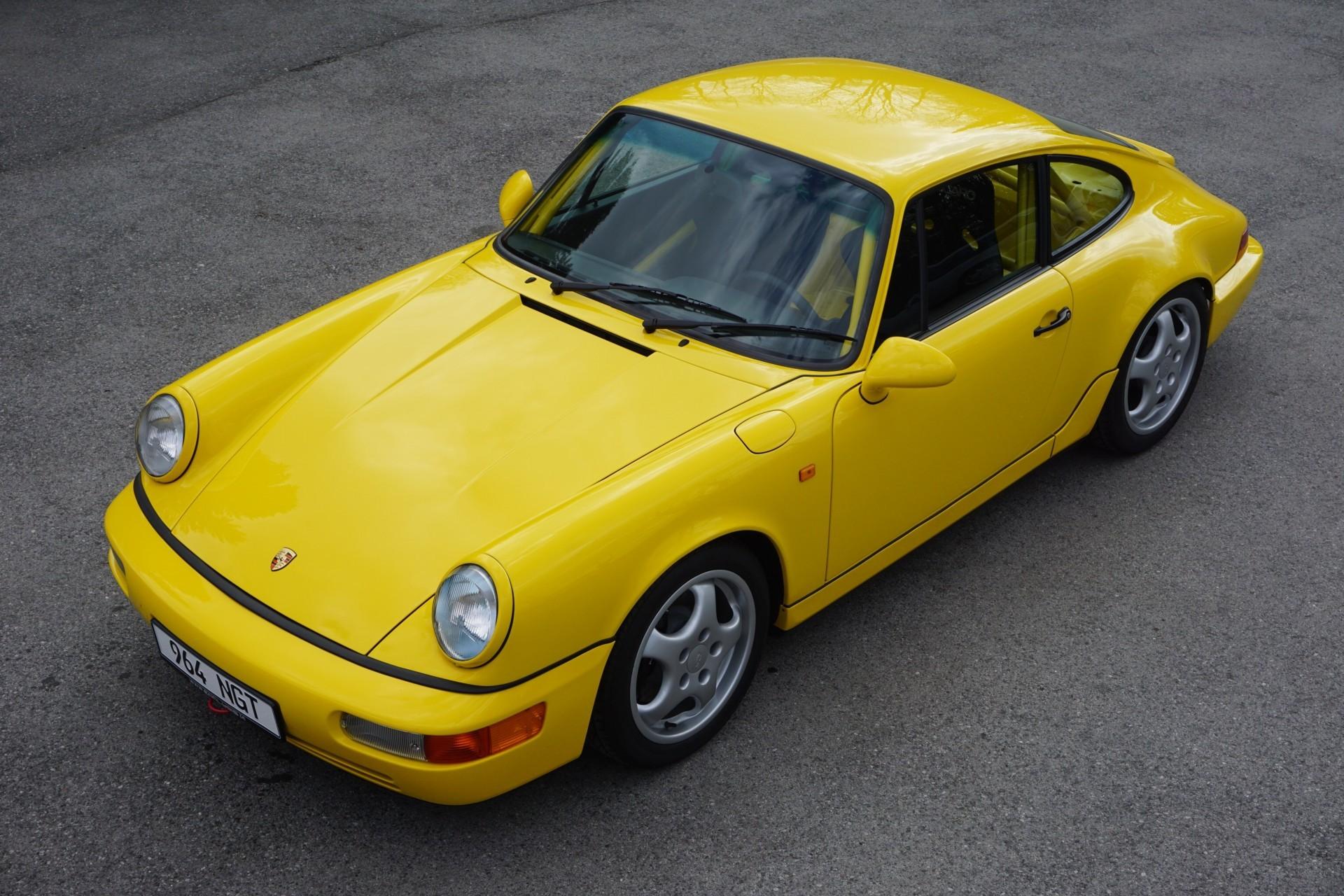 Porsche 964 Carrera RS N/GT