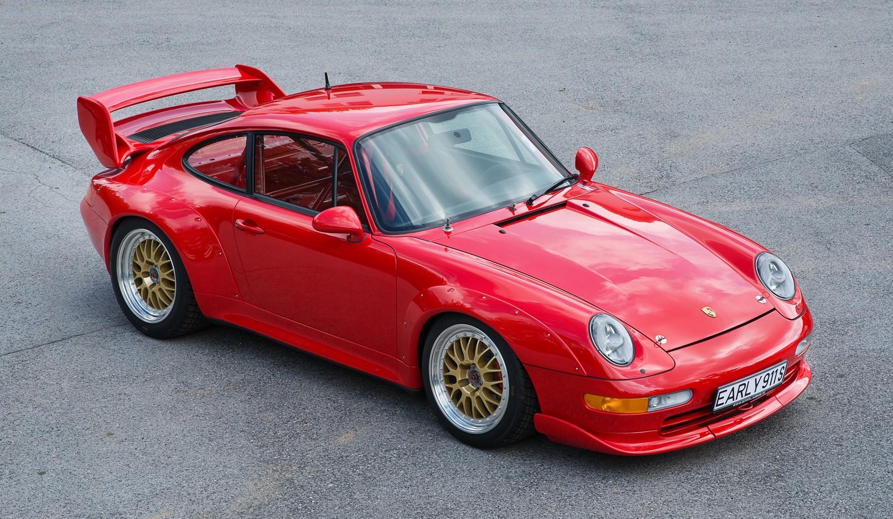 Porsche 993 Cup 3.8 RSR