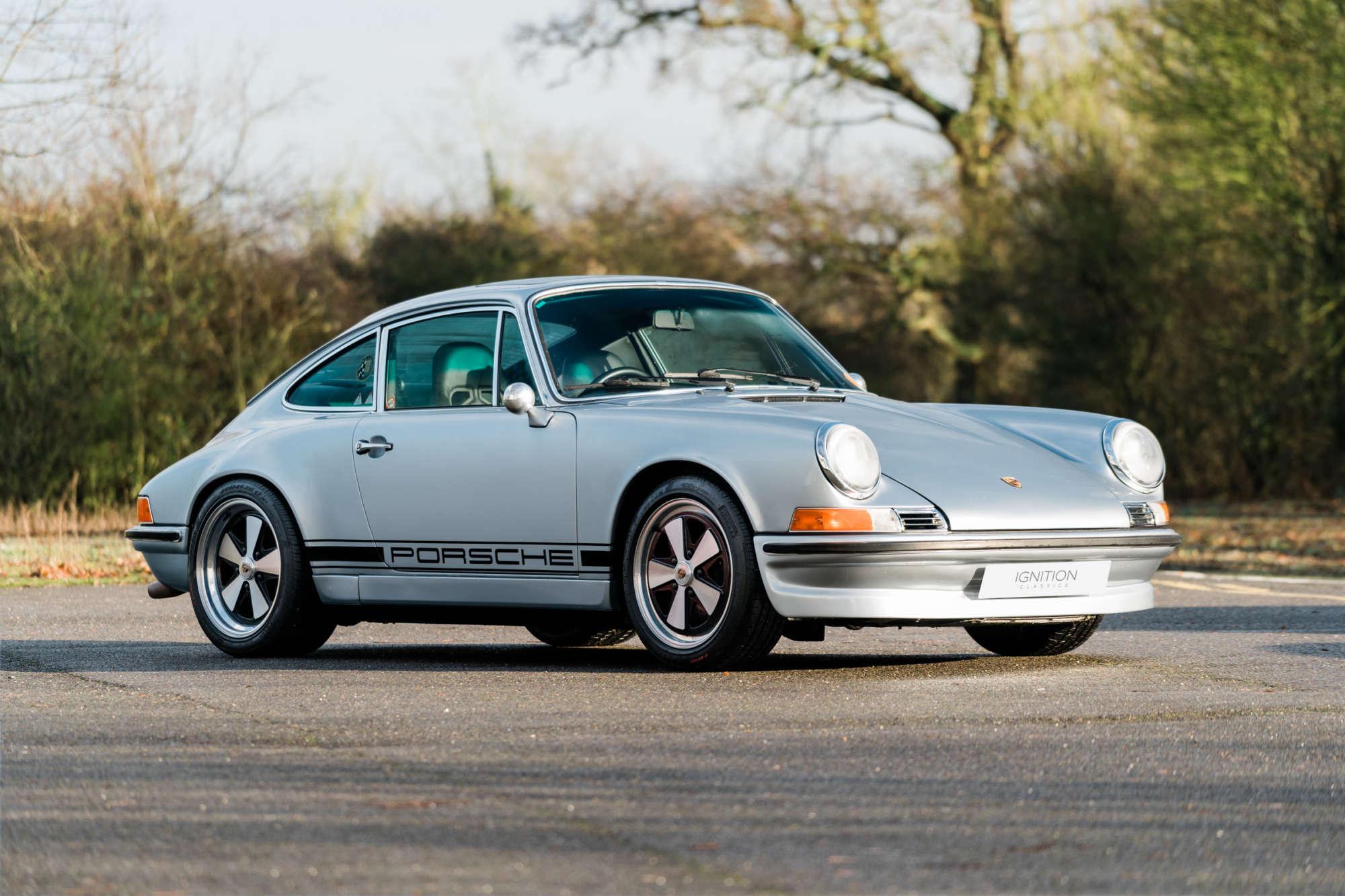 Porsche Paul Stephens Autoart Retro Touring R