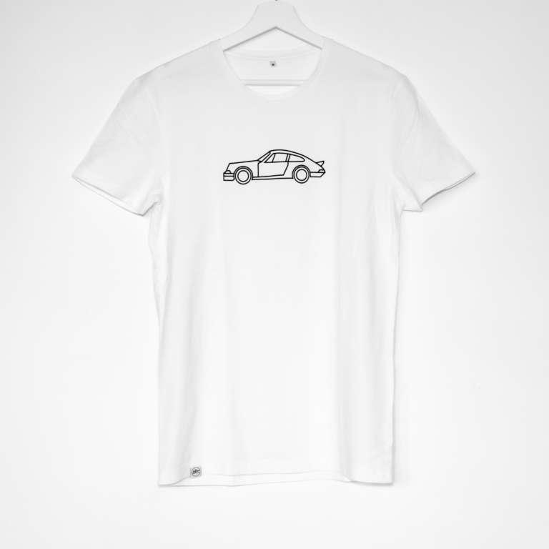 T-Shirt Ducktail Elferspot
