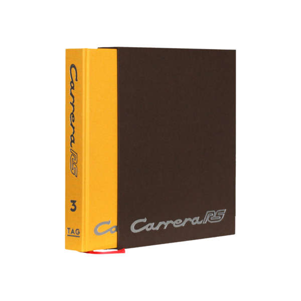 Carrera RS book English