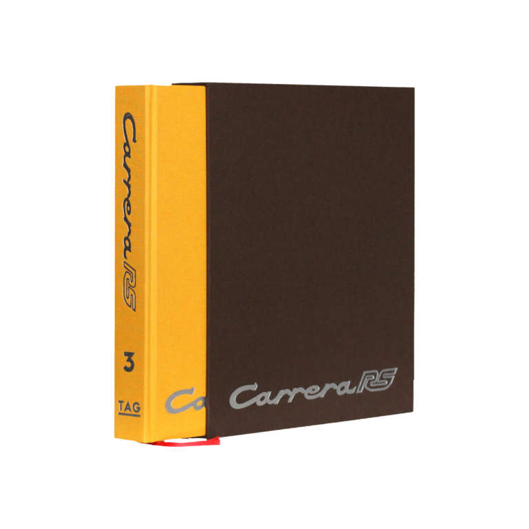 Carrera RS book English