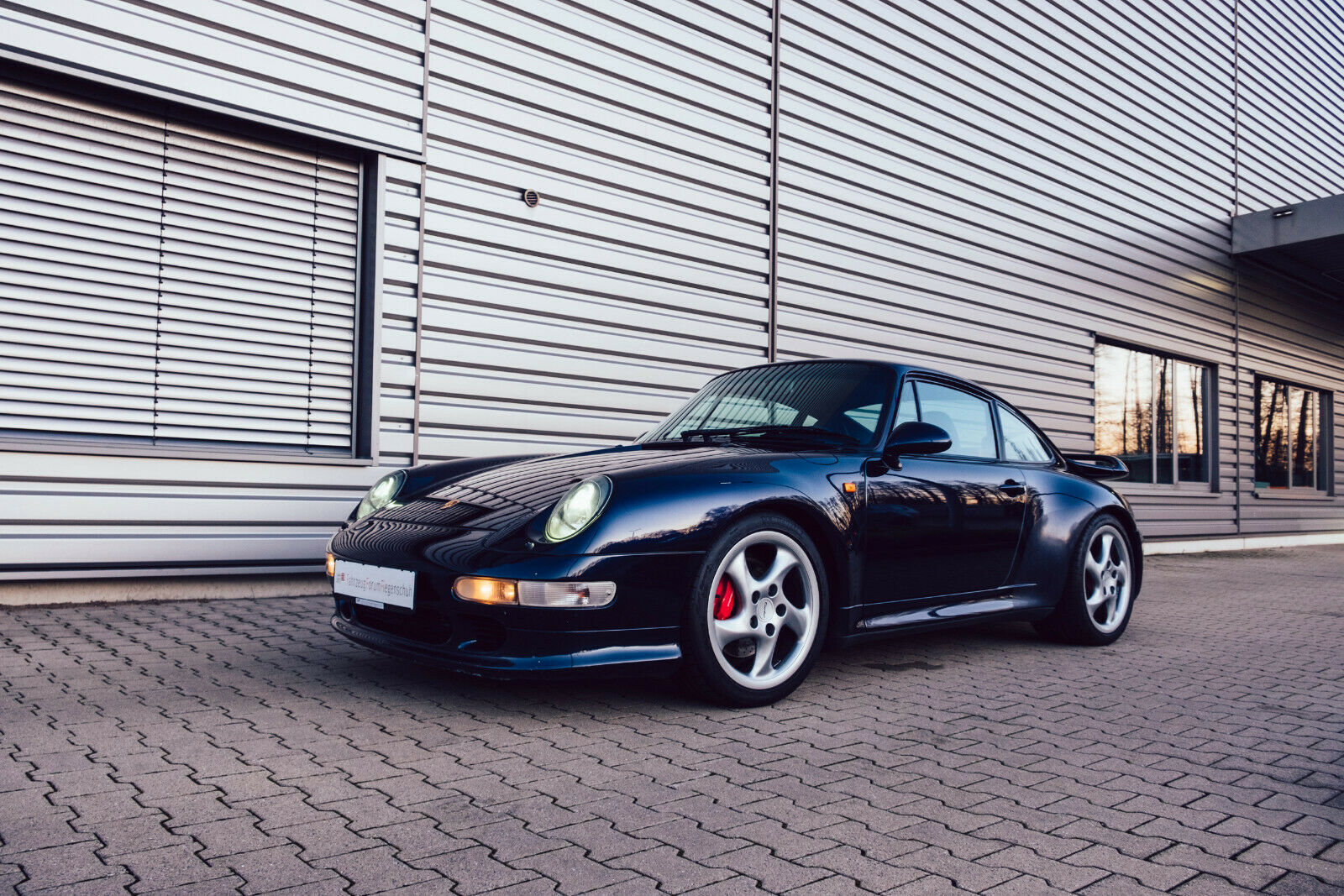 Porsche 993 Turbo WLS 1