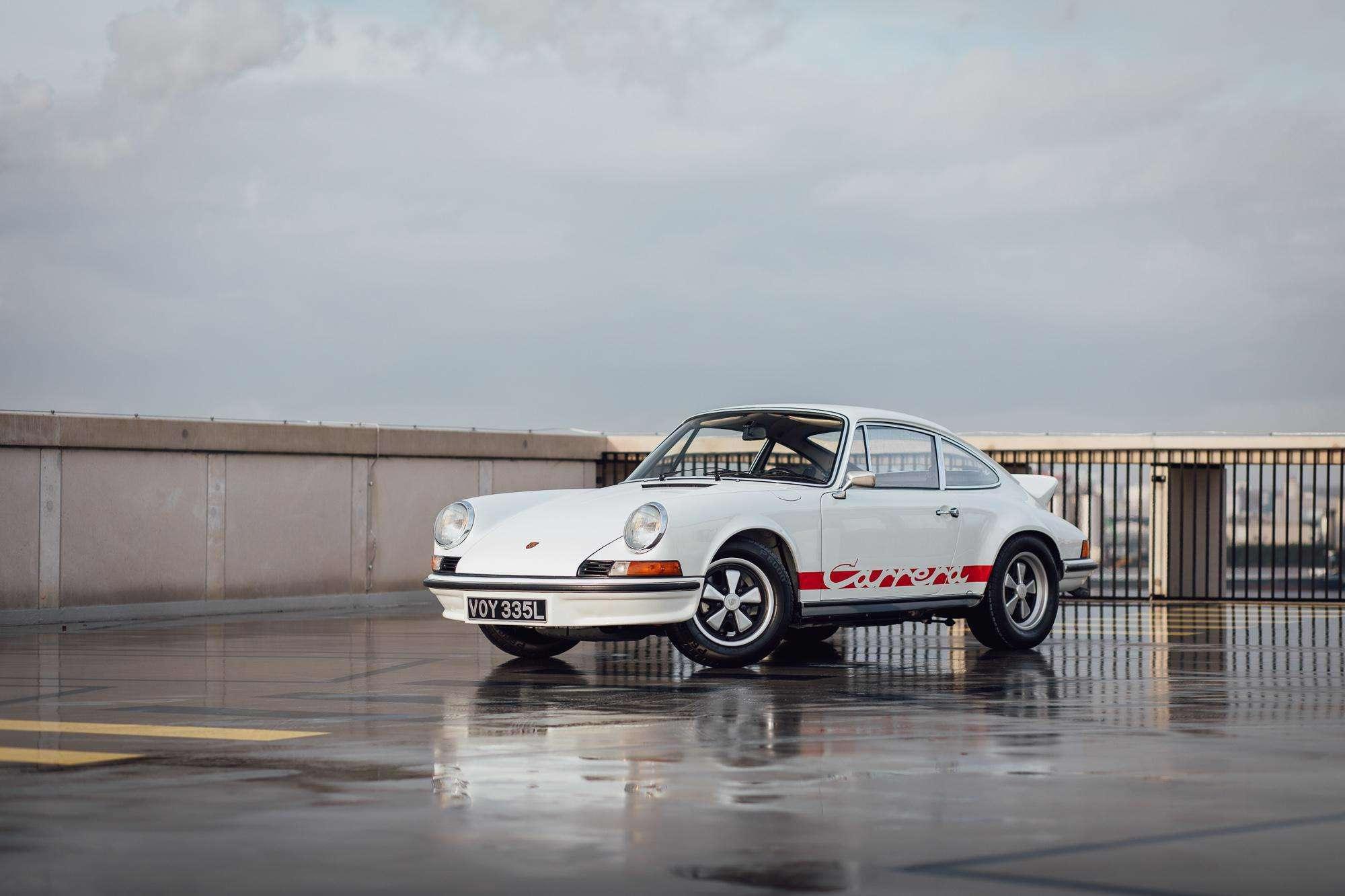Porsche 911 F-Modell kaufen bei International Collectables Ltd.