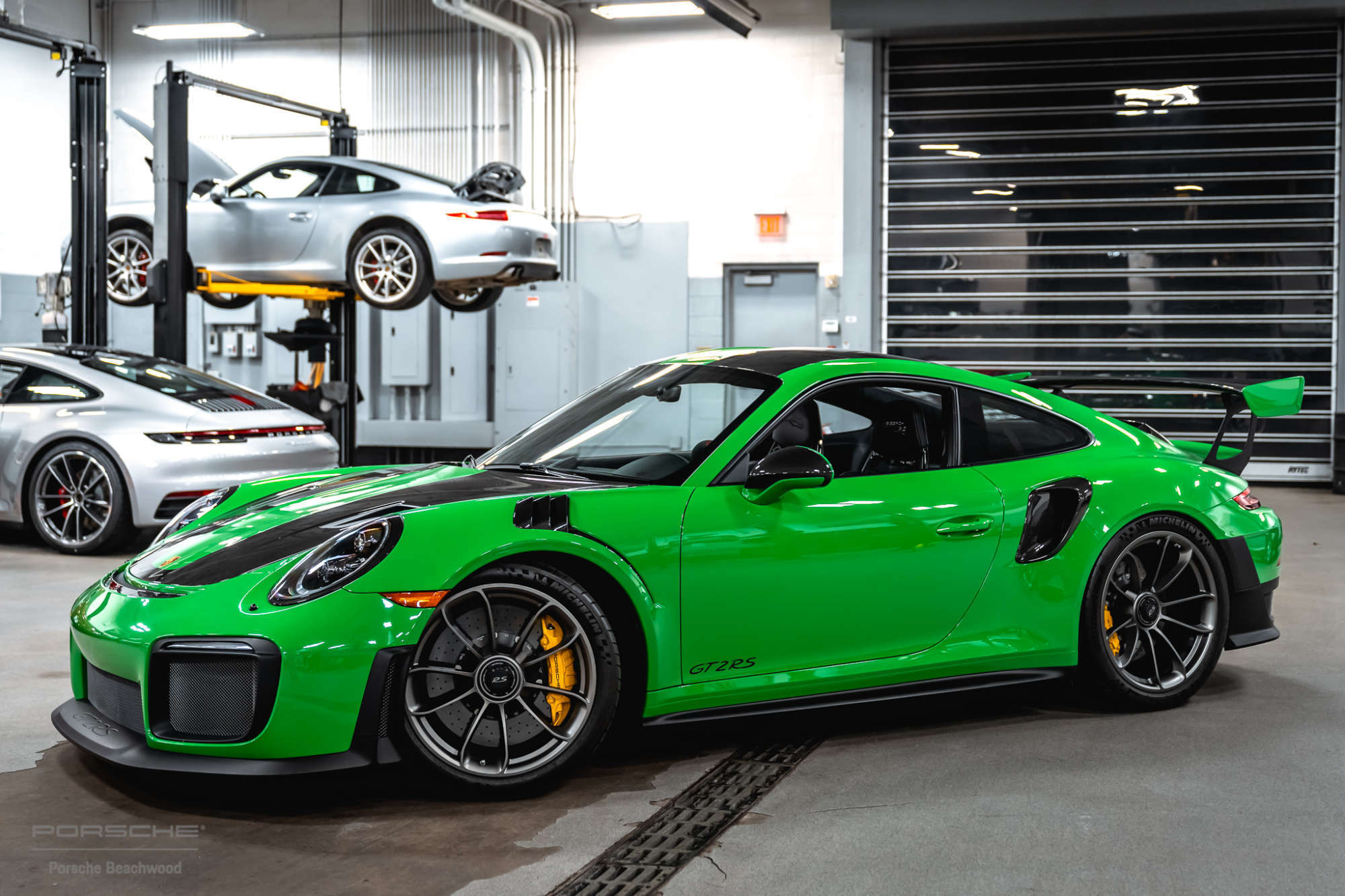 Porsche Green From Auratium To Viper Green Elferspot Com Magazine