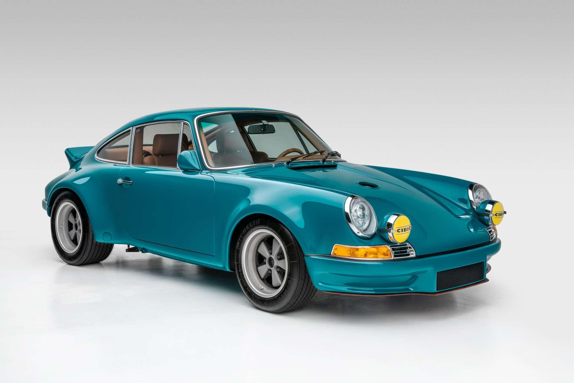 Porsche 911 Modified
