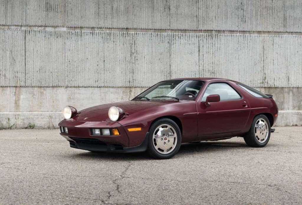 Porsche 928 gebraucht kaufen in rot