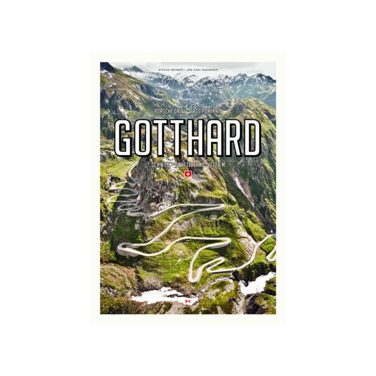 Porsche Buch Gotthard