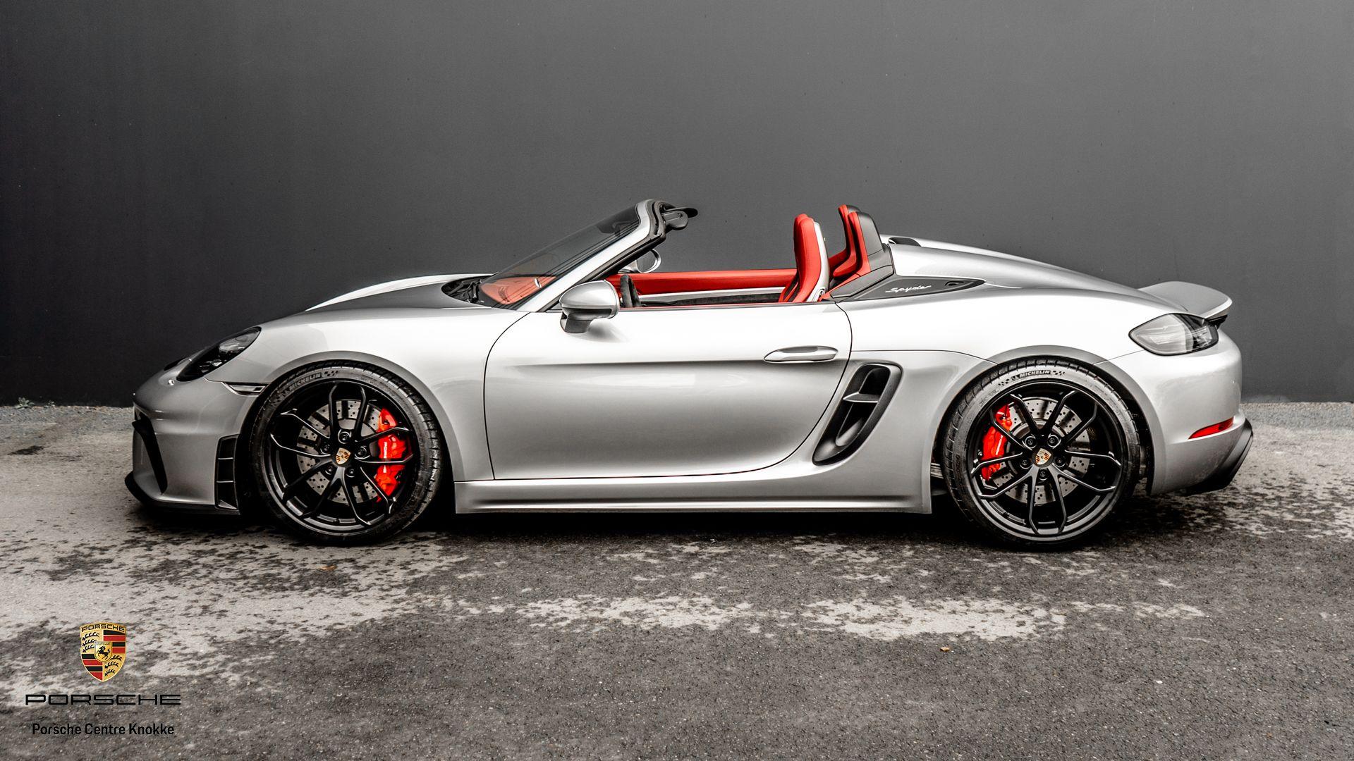Porsche 718 Spyder 2019 Elferspot Com Marktplatz Fur Porsche Sportwagen