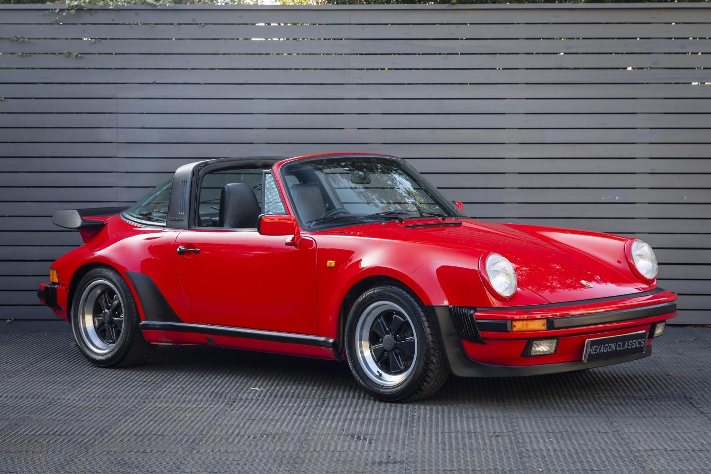 Porsche 911 Turbo 5 Gang 1989 Elferspot Com Marketplace For Porsche Sports Cars