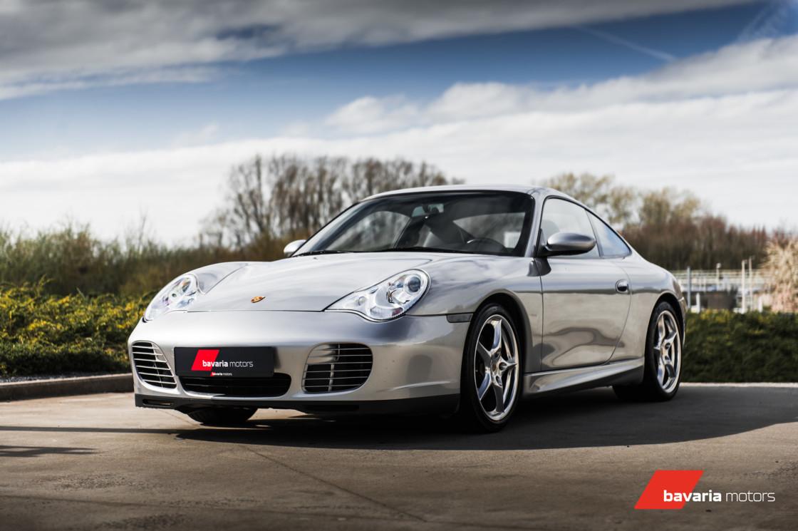 """Porsche 996 Carrera """"40 Jahre 911"""""""
