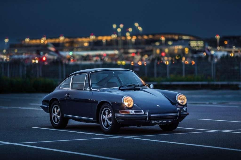 Porsche 911 L kaufen in blau
