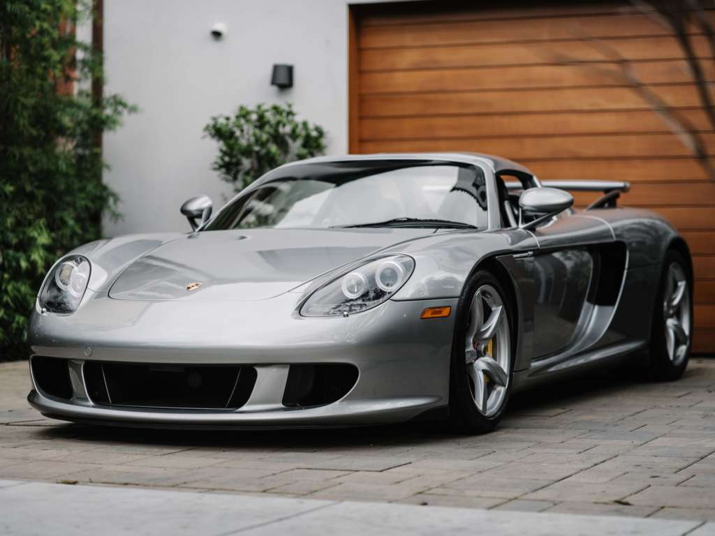 Porsche Carrera GT designed by Harm Lagaay