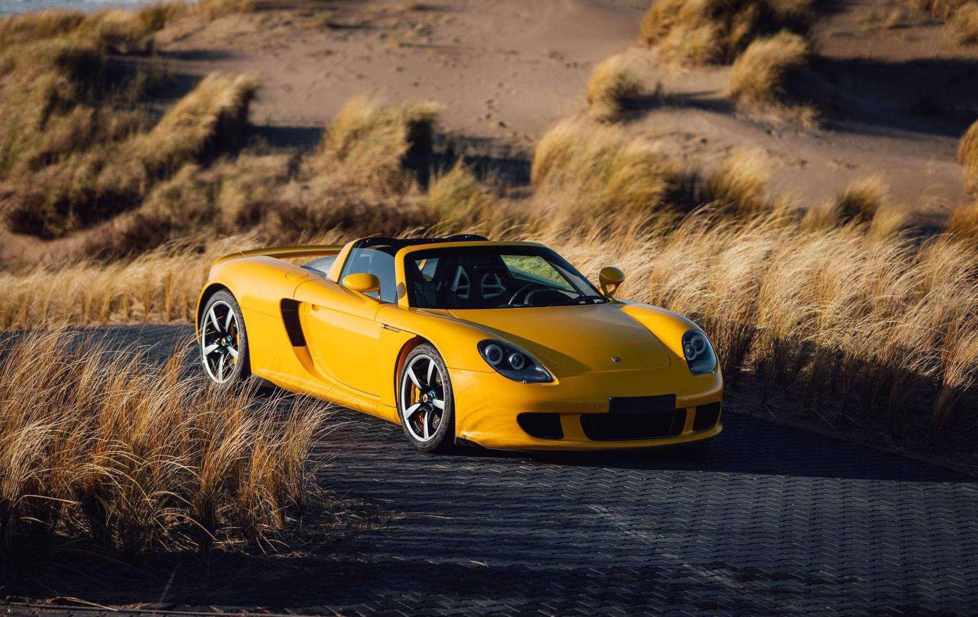 Porsche Carrera GT gebraucht kaufen