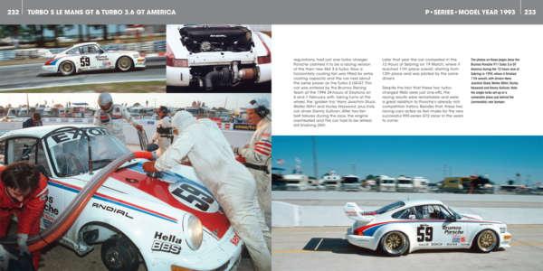 Porsche 964 Buch Inhalt 2