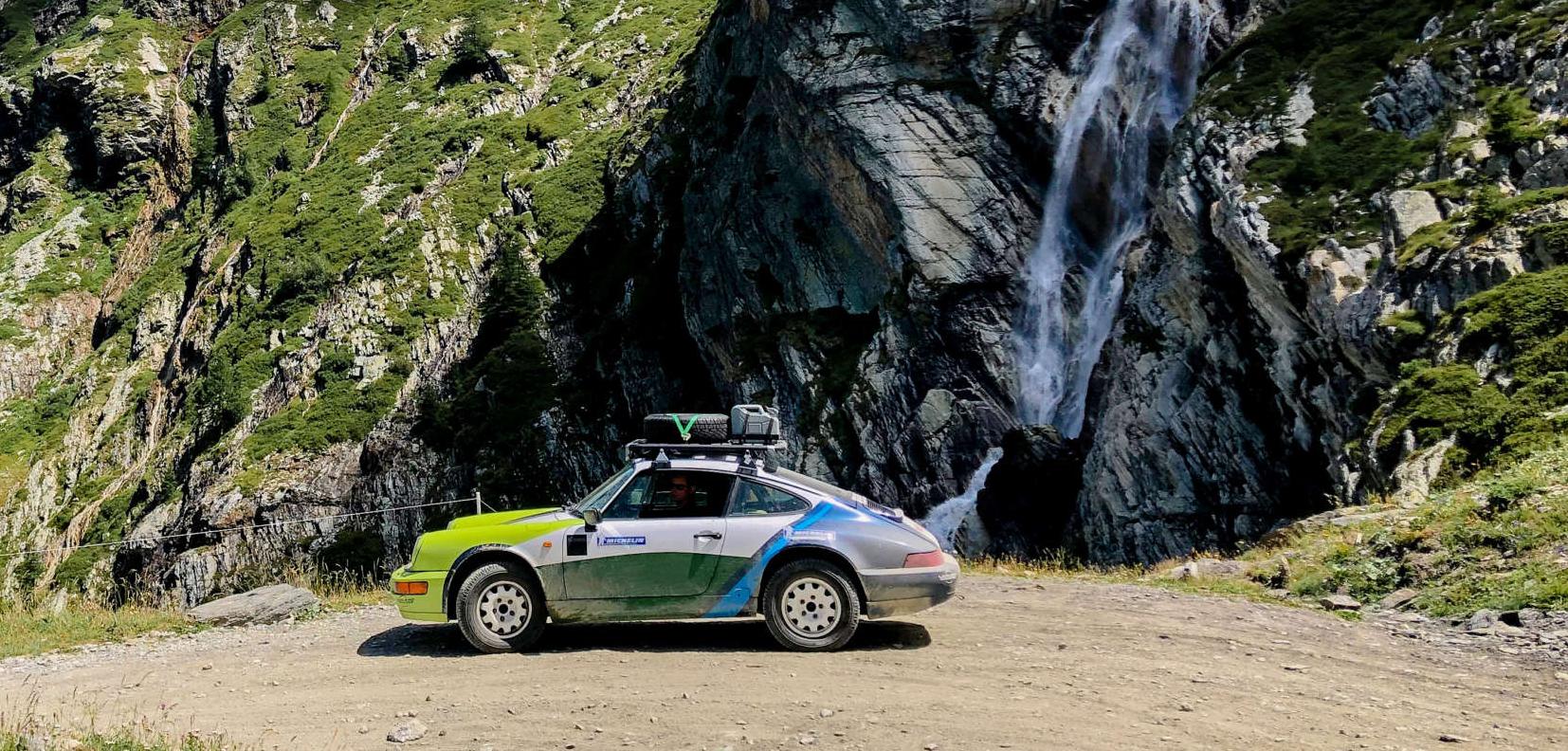 Elferspot Experience <br> Die Alpen-Überquerung