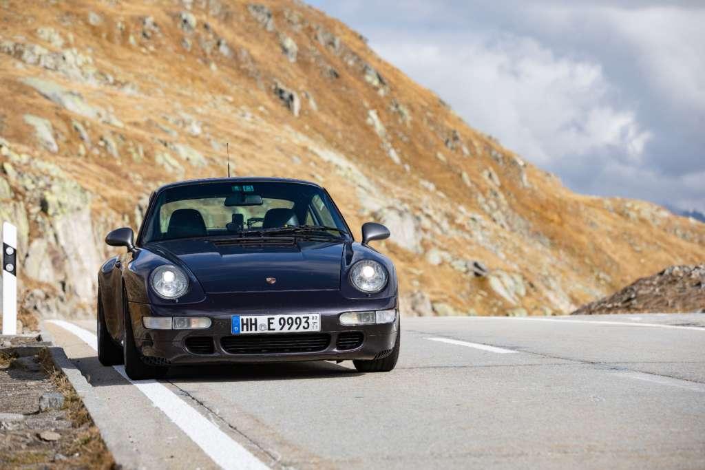 Porsche 993 Carrera S (Vesuvio Metallic 40W)